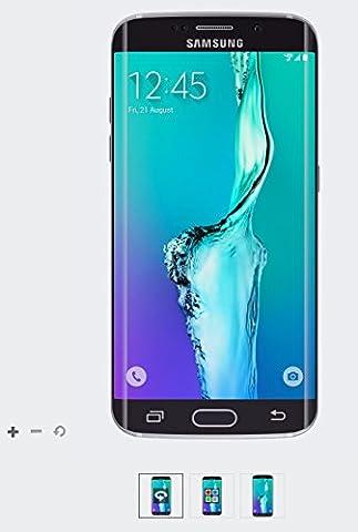 Samsung Galaxy S6 Edge Plus SM-G928 32GB Black Factory Unlocked GSM - Internatio (Nextel Phone Touchscreen)