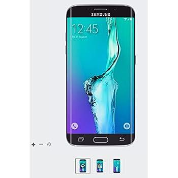 Samsung Galaxy S6 Edge Plus SM-G928 32GB Black Factory Unlocked GSM - Internatio