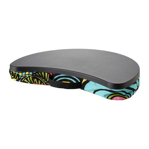 IKEA BYLLAN - Soporte para ordenador portátil, Mollaryd multicolor, negro: Amazon.es: Hogar