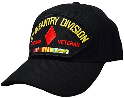 Military Productions 5th Infantry Division Vietnam Veteran Cap
