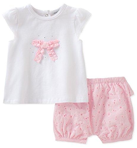 absorba Baby Girls Short Set
