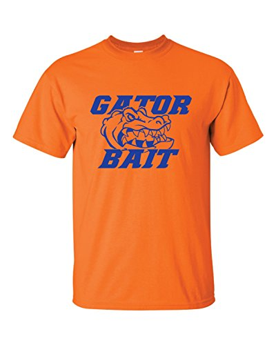 Local Imprint Gator Bait T Shirt-2XL-Orange-B37