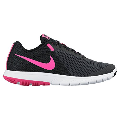 Nike AS YA FT Alumni Short YTH - Pantalón corto para niño Anthracite/Pink Blast/Black