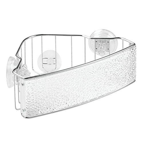 InterDesign Suction Bathroom Shampoo Conditioner