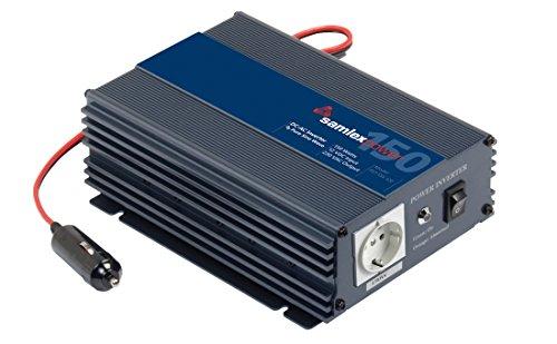 Samlex PST-15S-12E 150 Watt Pure Sine Wave Inverter 230 VAC DC-AC 50 Hz Schuko ()