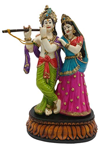 Murti Sculptures - Radha Krishna Statue | Murti | Idol | Figurine | Sculpture - Handmade crafts from Padharosa Art
