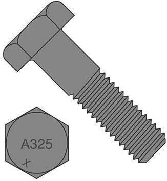 Structural Bolt Heavy Hex Grade A325 Black 3//4-10 x 7 Qty 50