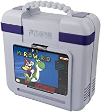 PDP SNES Classic Deluxe Carrying Case for the Super Nintendo Cla