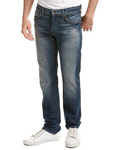 7 For All Mankind Mens Slimmy Slim Straight Jean Seaside Vintage 36