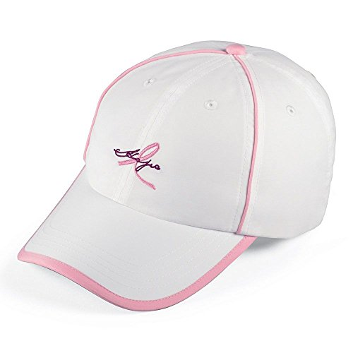 (Wilson Sporting Goods Hope Cap, White)