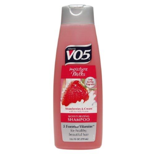 Alberto VO5 Moisture Milks Moisturizing Shampoo, Strawberries & Cream12.5 fl oz