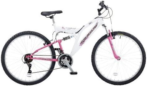 Townsend Vogue 26 - Bicicleta Doble suspensión Unisex, Talla M (165-172 cm), Color Rojo: Amazon.es: Deportes y aire libre