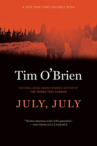 July, July: A Novel cover