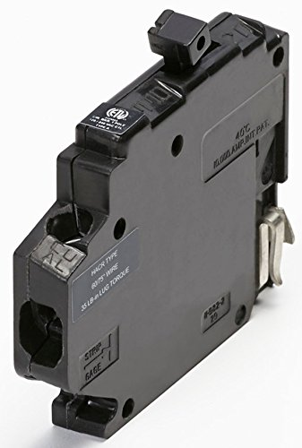 Circuit Breaker Clip (UBITBA115R-New Challenger MH115R Type A Replacement.  One Pole 15 Amp Right Clip Circuit Breaker Manufacturered by Connecticut Electric.)