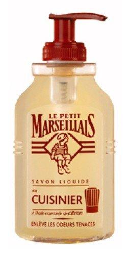 Le Petit Marseillais Kitchen Soap with Essential Lemon Oil - 300 ml
