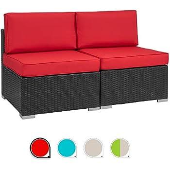 Amazon Com Devoko 7 Pieces Patio Furniture Sets All
