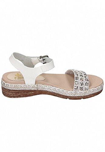 Damen Sandalette Sandalette Rieker Damen Rieker Rieker xwqCIB1