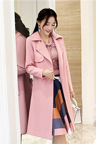 bdc16d9dbe28 Amazon.com : 2018 autumn and winter suits Korean fashion long-sleeved  sweater three-piece fitted skirt woolen coat woolen coat for women girl :  Beauty