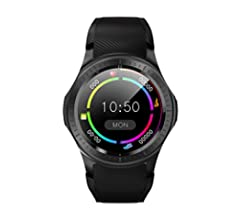 LENCISE 4G Android Smartwatch Phone Android 6.0 1.54Inch IPS ...