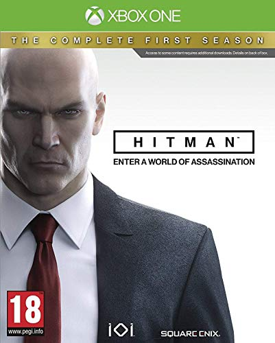 Hitman The Complete First Season (Xbox One)