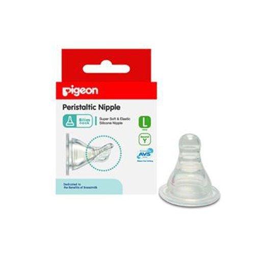 値引きする Pigeon Baby Bottle Peristaltic Nipple Y Slim B009KFE41C Slim Neck Size L, Y (L Hole) by Pigeon B009KFE41C, 十島村:1003297f --- a0267596.xsph.ru