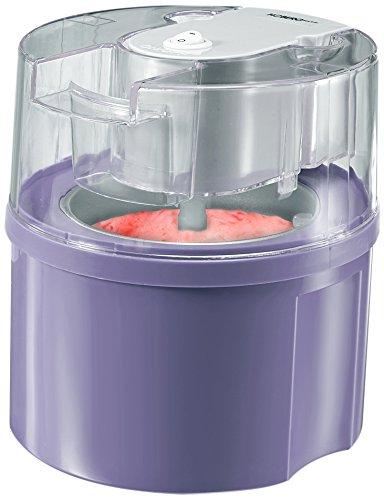 Hoberg Eis Fixx Máquina de helado color lila