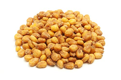 Nut Cravings Roasted & Salted Corn Nuts 16 Ounce (Corn Nuts Roasted)