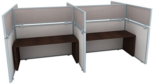 Acoustical Cubicle Mounted Privacy Brackets product image