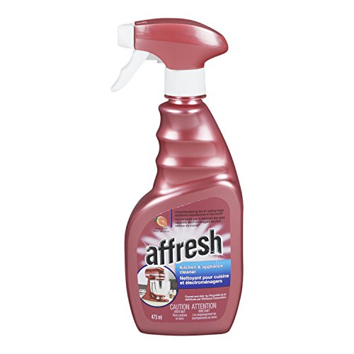 Whirlpool Affresh Kitchen and Appliance Cleaner, 16-Ounce (Red) - W10355010B