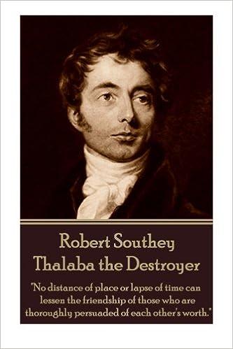 Robert Southey southey portrait