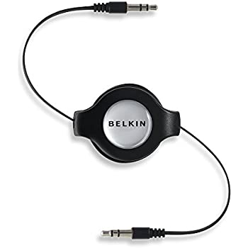 Amazon.com: Neewer Retractable 3.5mm Aux Auxiliary Cord