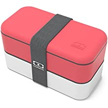 Monbento 3760192683357 MB Original Bento Lunch Box, Corail