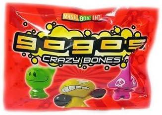 3 GOGOS CRAZY BONES ** SERIES 1 ** SEALED PACKS