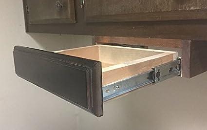 Amazon Com Kitchen Under Wall Cabinet Storage Drawers
