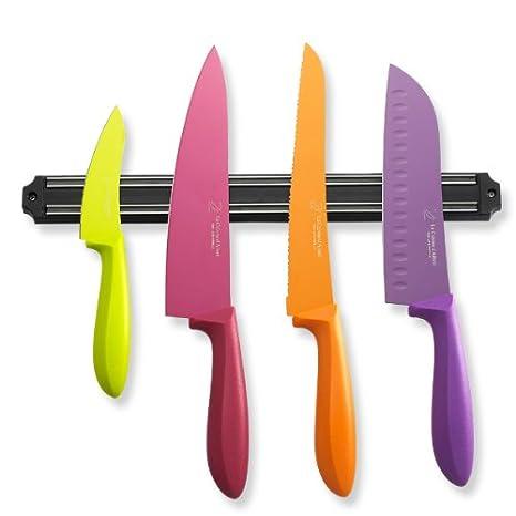 Compra LA CUISINE dAlbert 078010 - Juego de 4 cuchillos y ...