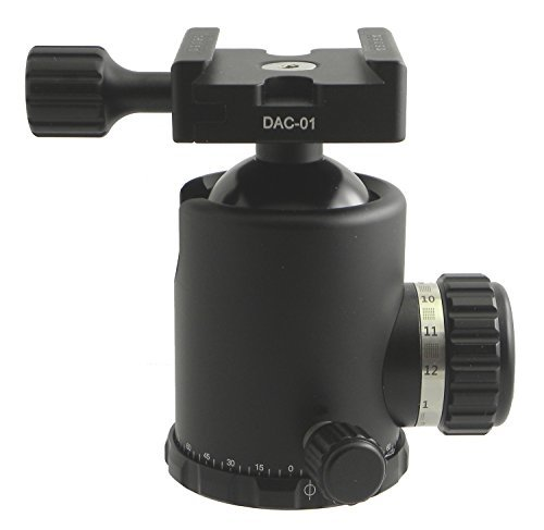 Desmond DB-44 44mm Ball Head Arca / RRS  - 44 Swiss Shopping Results