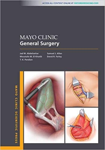 Mayo Clinic General Surgery (MAYO CLINIC SCIENTIFIC PRESS SERIES) - Original PDF