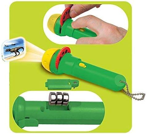 EUREKAKIDS Eureka Kids- Proyector Dinosaurios (4022029.0): Amazon ...