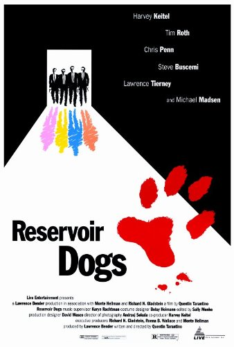 Reservoir Dogs Poster 27x40 Harvey Keitel Tim Roth Michael Madsen