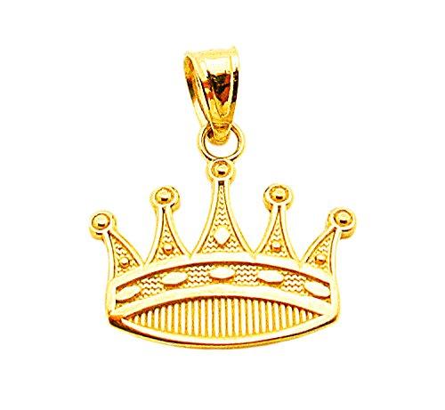 10k Gold Crown - 3