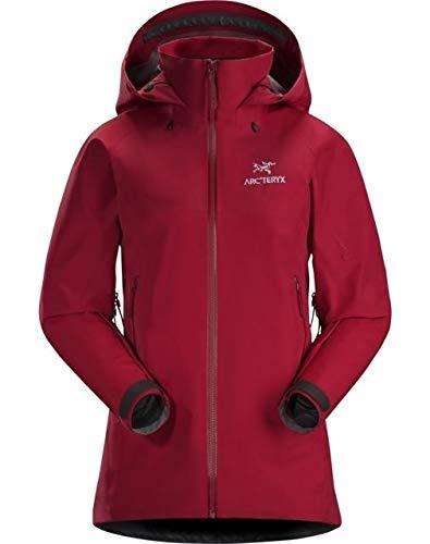 Arc'teryx Beta AR Jacket Women's (Pomegranate, Large) - Arcteryx Beta Ar Jacket