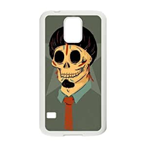 Case Of Skull Customized Case For SamSung Galaxy S5 i9600