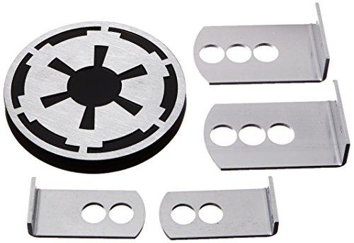 Plasticolor 002281R01 Star Wars Empire Hitch Cover ()