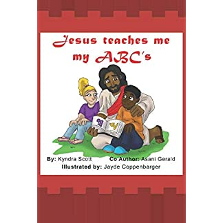 Jesus teaches me my ABC's