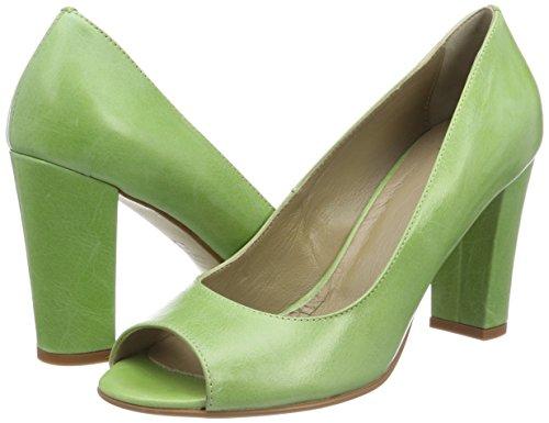 De Punta 607 Antwerp Tacón Abierta Norris menta Verde Con Mujer Noe Para Zapatos Pump OwIxq0BBR