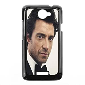 HTC One X Cell Phone Case Black Hugh Jackman JNR2168289