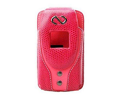 Naztech Boa Case - Motorola RAZR maxx Ve, V3a, V3c, V3e, V3i, V3m, V3r, V3t, V3xx, RAZR2 V8, and V9m - Hot (V3m Cell Phone Case)