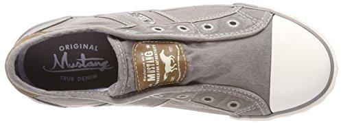 Donna Sneaker 1099 Mustang Grigio 932 Infilare 401 Silbergrau 932 qg1674