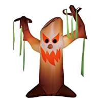 Airflowz Halloween 4-FT Inflatable Haunted Tree Decoration Deals