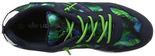 Leeds Erwachsene Unisex Gruen Sneaker Lico Marine Blau OC08wwx